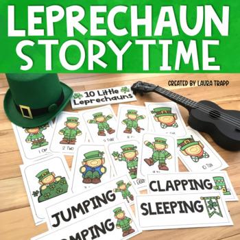 Leprechaun Activities