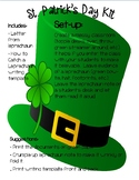 Leprechaun Activity