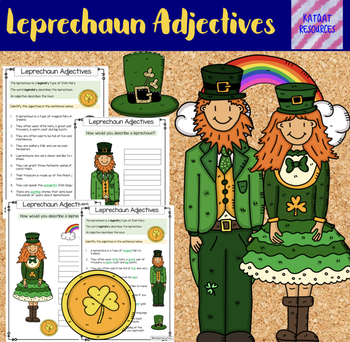 Leprechaun - Adjectives