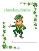 Leprechaun Adventure-spatial concepts, answering questions, 3-word phrases,vocab