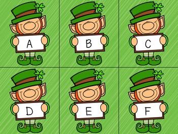 Leprechaun Alphabet