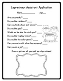 Leprechaun Assistant Application