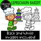 Leprechaun Bakery: St. Patrick's Day Clipart {Creative Clips Clipart}