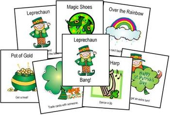 Leprechaun Bang! CVC Version