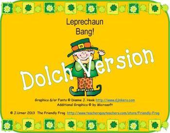 Leprechaun Bang! Dolch Version