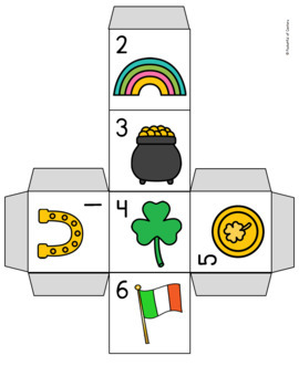 Leprechaun Bump! Number Recognition Game