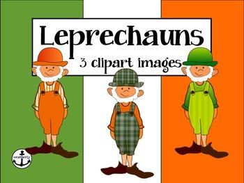 Leprechaun CLIPART