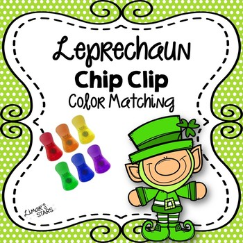 Leprechaun Chip Clip Color Matching