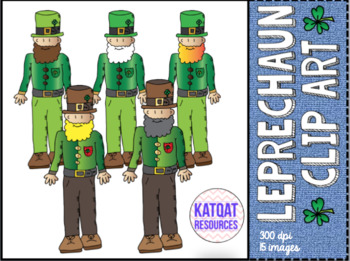 Leprechaun Clip Art