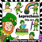 Leprechaun Clip Art | St. Patrick's Day