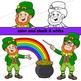 Leprechaun Clip Art   St. Patrick's Day