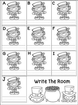 Leprechaun Colors Write The Room