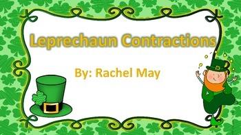 Leprechaun Contraction Puzzles
