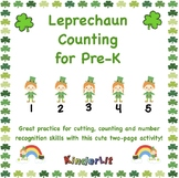 Leprechaun Math -  Counting Sets in PreK