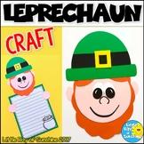 Leprechaun Craft for St. Patrick's & March