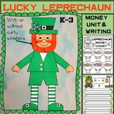 Leprechaun Craft + Coin Unit + Writing