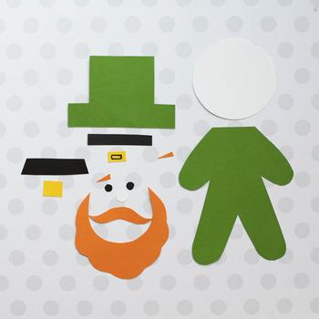 Leprechaun Craft - St Patrick's Day Craft