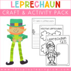 Leprechaun Craft Pack