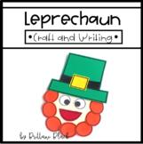 Leprechaun Craft and Writing