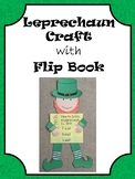 Leprechaun Craft with Sequencing Flip Book