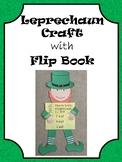 Leprechaun Craft with Sequencing Flip Book