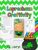 Leprechaun Craftivity