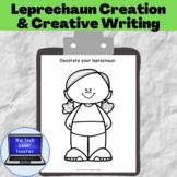Leprechaun Creation & Creative Writing