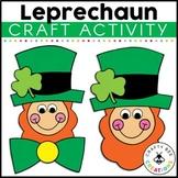 Leprechaun Craft   St. Patrick's Day Activities   Leprechaun Template