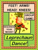 """Leprechaun Dance!"" - Active Game for St. Patrick's Day!"
