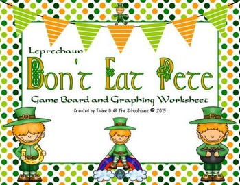 Don't Eat Pete Game - Leprechaun