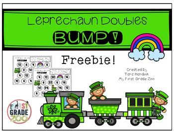 Leprechaun Doubles Bump - FREEBIE!