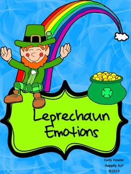 Leprechaun Emotions