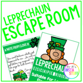 ST PATRICK'S DAY ESCAPE ROOM // HOW TO CATCH A LEPRECHAUN