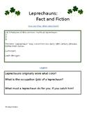 Leprechaun: Fact or Fiction STEM , Geography, GOOGLE CLASSROOM