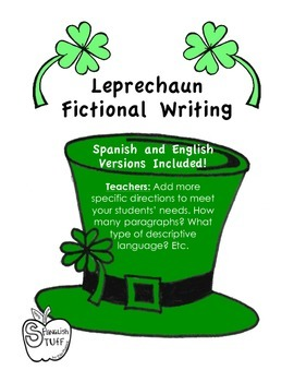 Leprechaun Fiction Writing