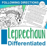 Leprechaun Following Directions