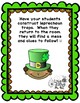 Leprechaun Fun {Create a Leprechaun trap & then a scavenger hunt to find GOLD}