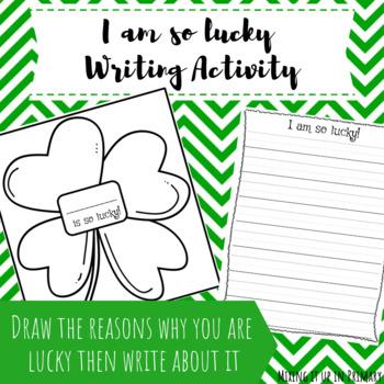 Leprechaun Games and Writing Activities