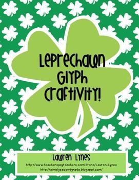 Leprechaun Glyph Craftivity!