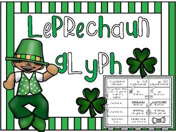 Leprechaun Glyph Craftivity