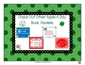 Leprechaun Glyph FREEBIE!  Clean Desks, Collect Data and Celebrate!