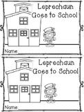 """Leprechaun Goes to School"" (A March Emergent Reader Dollar Deal)"