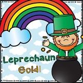 Leprechaun Gold - Dolch Words