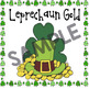 Leprechaun Gold Estimation {Printable Activities To Build