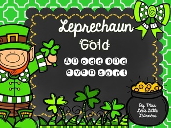 Leprechaun Gold: Odd and Even