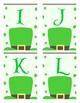 Leprechaun Hat Banner Saint Patrick's Day