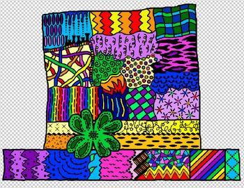 Leprechaun Hat Coloring Paper
