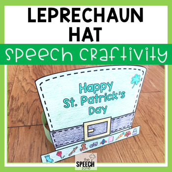 St. Patrick's Day Speech Craft