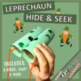 Leprechaun Hide & Seek: A Saint Patrick's Day Activity & Craft