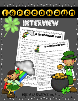 Leprechaun Interview